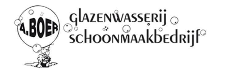 A. Boer Glazenwasserij schoonmaakbedrijf